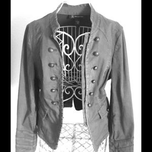 INC Boho Military-inspired jacket. Make an offer!